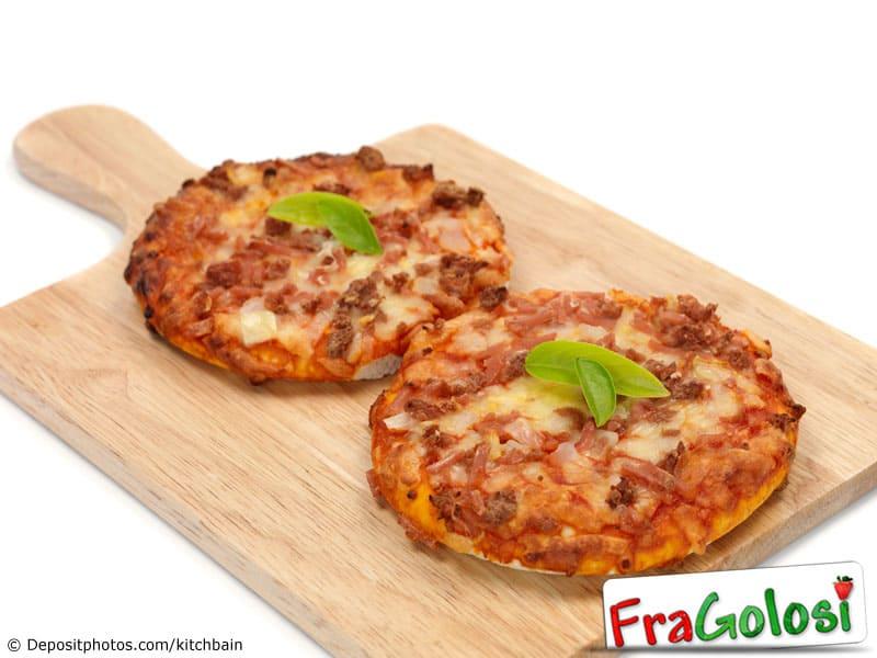 Pizzette fritte