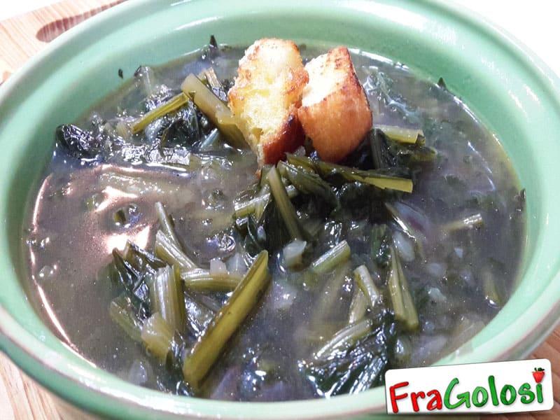 Zuppa di Cicoria Light