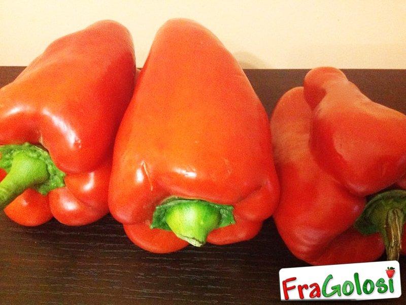 Come rendere digeribili i peperoni