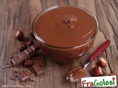 Crema al Cioccolato e alle Nocciole