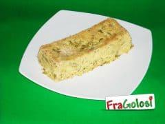 Plumcake di Fagiolini