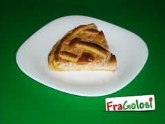 Crostata Salata con Prosciutto, Ricotta e Noci