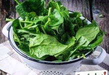 Come lavare gli spinaci