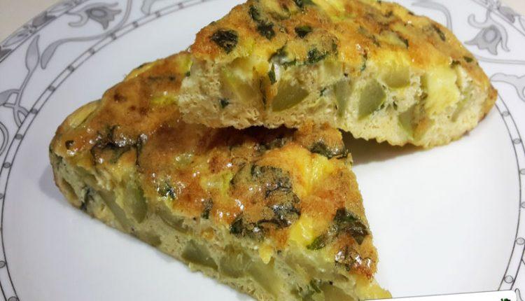 Frittata di Uova con Zucchine