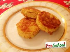Frittatine di Patate e Prosciutto