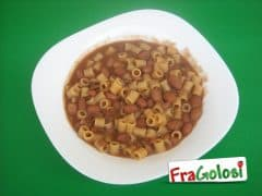 Pasta e fagioli Light
