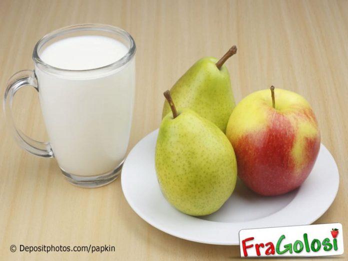frullati di frutta per perdere ricette di peso