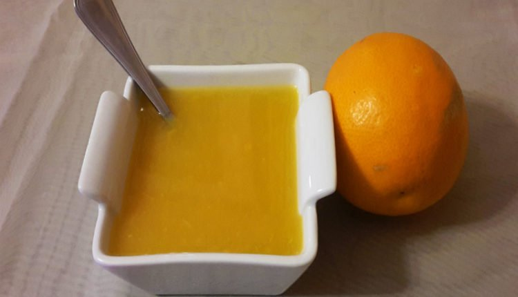 Salsa all'Arancia