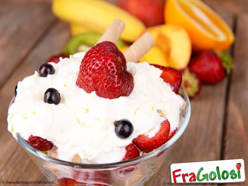 Coppe alla frutta