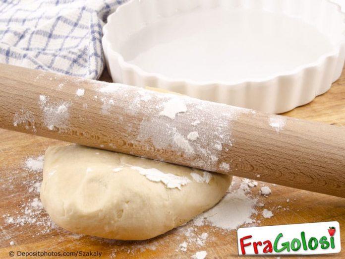 Pasta brisee per preparazioni dolci