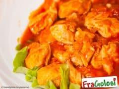 Pollo in Salsa Rossa Light