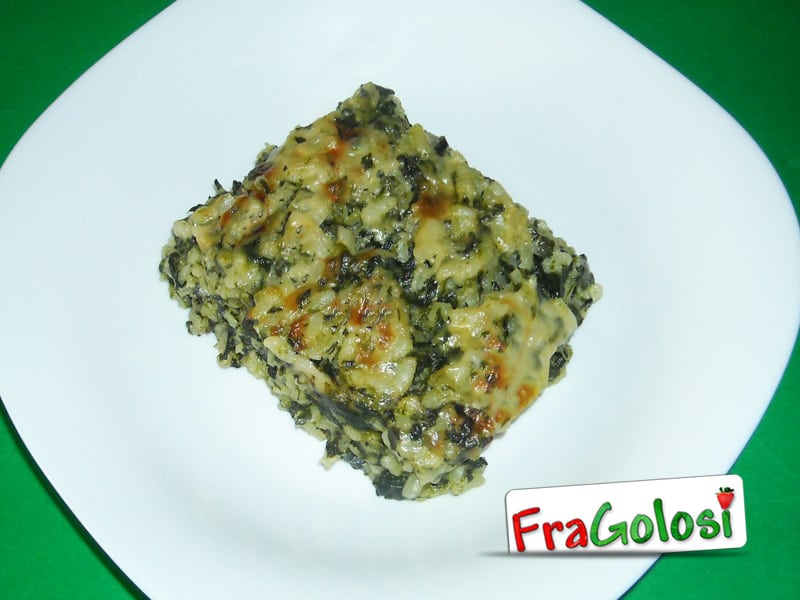 Risotto verde Light
