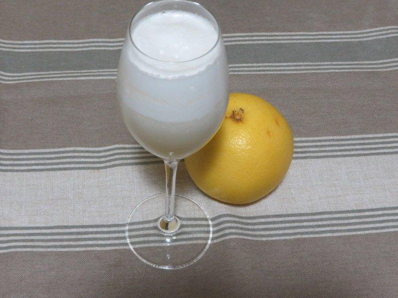 Sorbetto di Limone e Yogurt