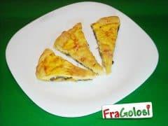 Crostata Salata con Prosciutto, Ricotta e Mascarpone