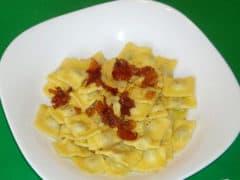 Ravioli Burro e Pancetta