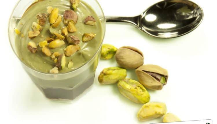 Crema di pistacchio al cucchiaio