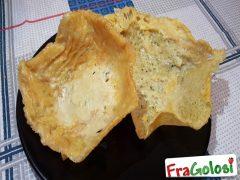 Cialde di Parmigiano al Forno