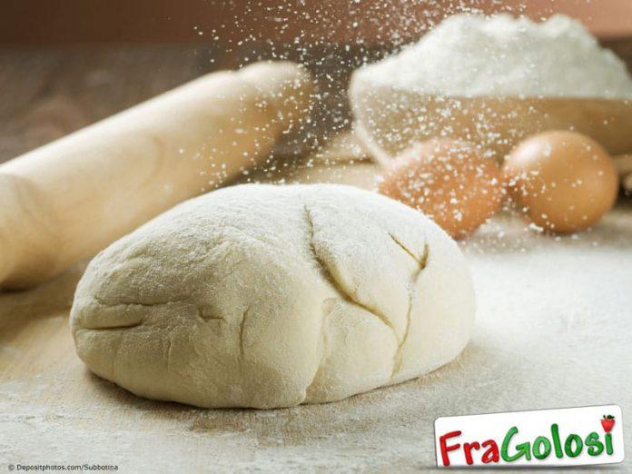 Pasta a foncer per preparazioni salate