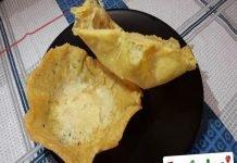 Cialde di Parmigiano al Microonde