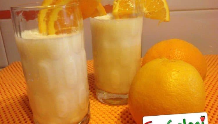 Frappé di arance