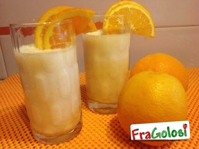 Frappè di arance