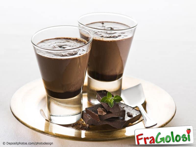 Frappé di cioccolato