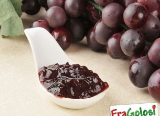 Gelatina di uva