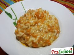 Per preparare un risotto morbido o all'onda