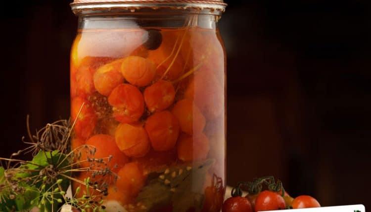 Pomodori ciliegino al naturale