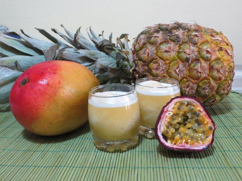 Sorbetto dei Tropici