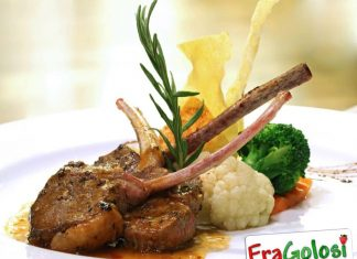 Agnello al ginepro e all'alloro Light