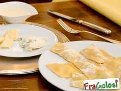 Come preparare in casa i ravioli al formaggio