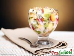 Macedonia di Frutta al Mascarpone