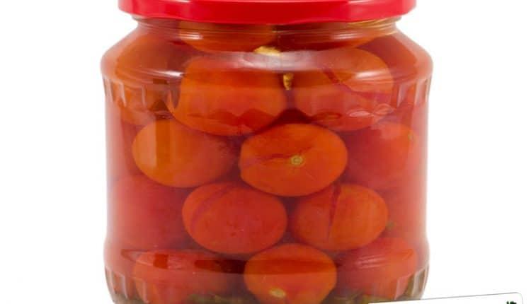 Pomodori al naturale
