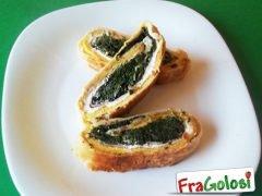 Rotolo di Pasta Brisée Farcito