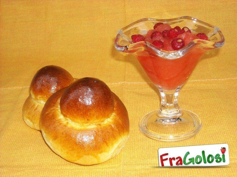 Granita di fragoloni