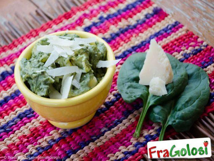 Salsa agli spinaci
