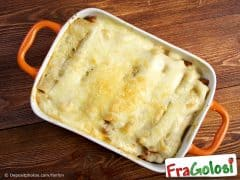 Cannelloni al Forno Light
