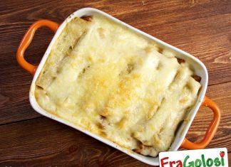 Cannelloni al forno Light