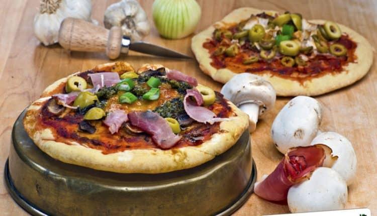 Pizzette capricciose
