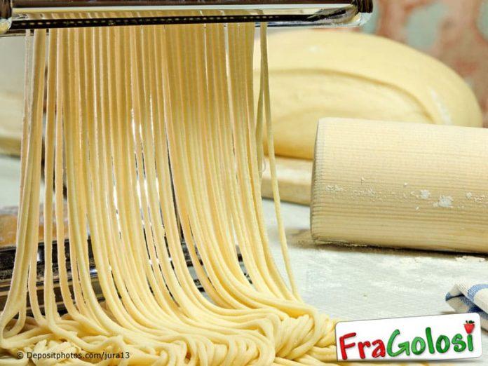 Spaghettoni caserecci