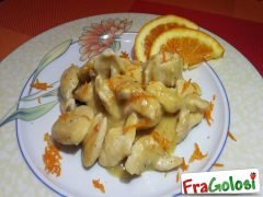 Bocconcini di Pollo all'Arancia Light