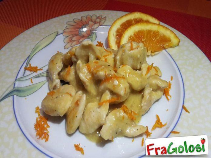 Bocconcini di Pollo all'arancia Light