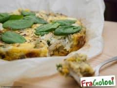 Torta Salata di Zucca e Ricotta