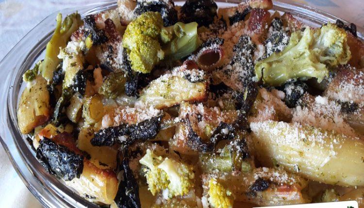 Pasticcio di Pasta e Broccoli
