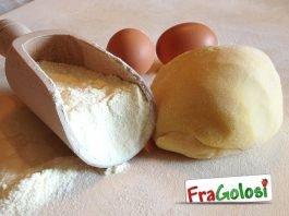 Pasta fresca di semola