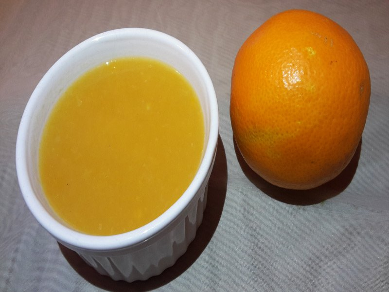 Salsina all'arancia