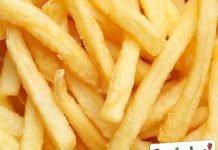 Come friggere una grande quantita di patatine