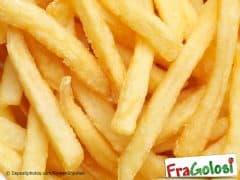 Come friggere una grande quantità di patatine