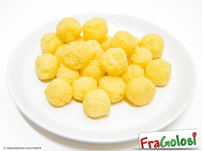 Palline di semolino al formaggio